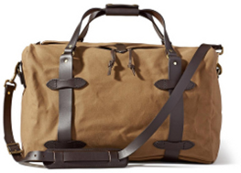 Filson Medium Tan Duffle 11070325