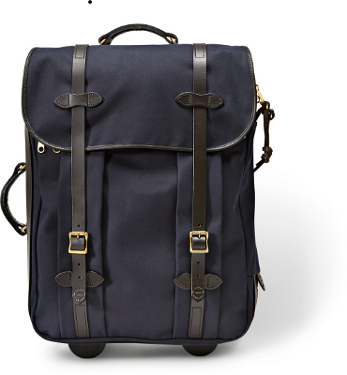 Filson Medium Rolling Check-In Bag Navy  11070374